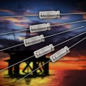 AVX Introduces New High CV, Long Lifetime Wet Tantalum Capacitors Designed for Use at 200°C