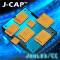 AVX Extends its Industry-Leading J-CAP™ Conductive Polymer Capacitor Series With A New Case Size & Improved Energy Ratings