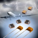 New AVX Radial CapGuard™ Varistors Provide Circuit Protection & High Frequency Noise Filtering in a Single Component