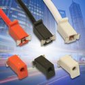 New Vertical, Poke-Home, Wire-to-Board Connectors for Discrete 18-22AWG Wire
