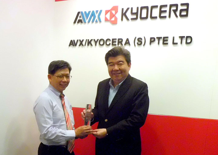 2014 TTI Asia Supplier Excellence Award