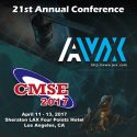 AVX to Present & Exhibit at the 2017 Components for Military & Space Electronics Conference & Exhibition