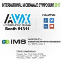 AVX is showcasing its RF/Microwave solutions at IMS 2017