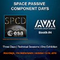 AVX to Exhibit & Present at the Second Annual Space Passive Component Days International Symposium