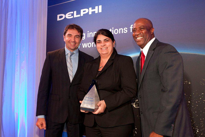 Delphi Pinnacle Award