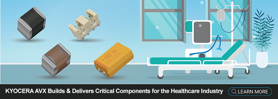 Critical Components for the Healthcare Industry